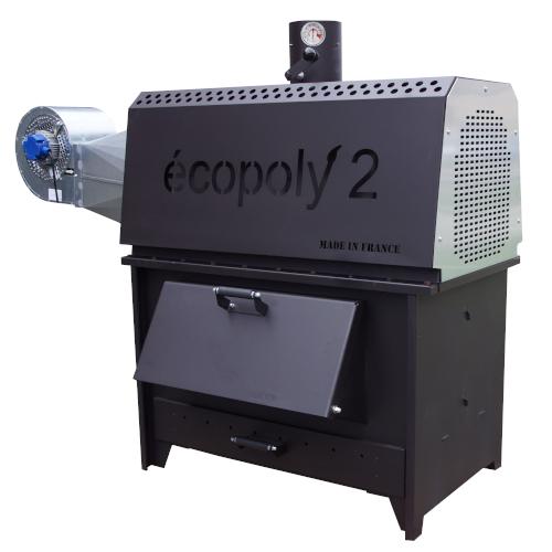 Générateur biomasse ECOPOLY 2