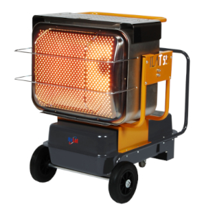 Générateur mobile radiant fioul